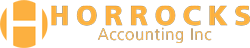 Horrocks Accounting Logo